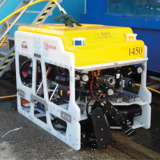 THE MOST ADVANCED UNDERWATER  VEHICLE OPERATED IN POLAND
